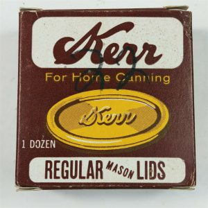 lot-kerr-regular-mason-lids-home-canning-vintage-box