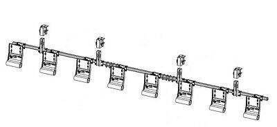 4 Row – Capello G4 Stalk Stomper Kit W/O Toolbar
