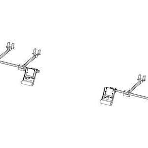 6 ROW–NEW HOLLAND 96C/98C/98D/996-6 ROW HEAD G4 STALK STOMPER KIT W/ TOOLBAR
