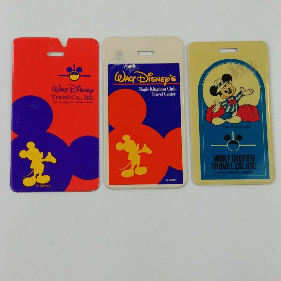 vintage-walt-disney-world-mickey-mouse-travel-plane-luggage-tags