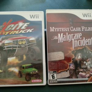 nintendo-wii-games-mystery-case-files-the-malgrave-incident-excite-truck-cib