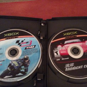 xbox-games-moto-gp-w-manual-midnight-club-ll-disc-only