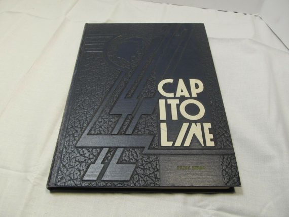 yearbook-springfield-high-school-annual-springfield-il-capitoline