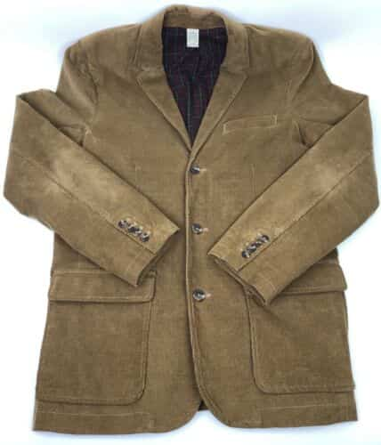 mens-orvis-corduroy-blazer-3-pocket-brown-jacket-coat-42-tall