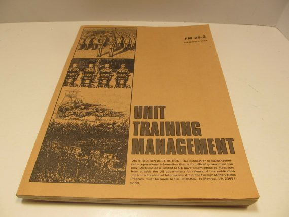 army-field-manual-fm-unit-training-management