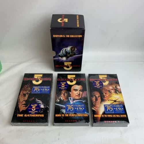 babylon-the-collection-vol-vhs-tape-set-brand-new-factory-sealed