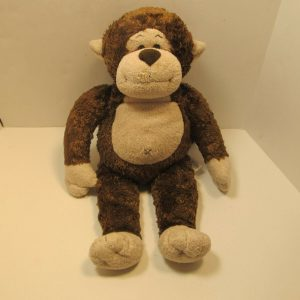 build-a-bear-brown-monkey-plush-stuffed-toy
