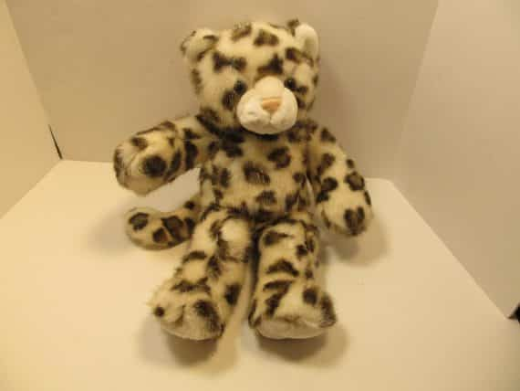 build-a-bear-spotted-cat-plush-stuffed-toy