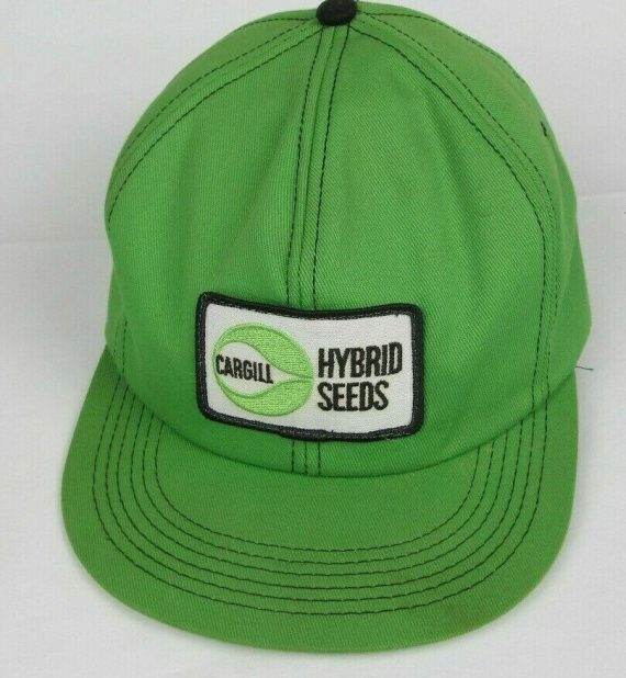 cargill-hybrid-seeds-snapback-hat-k-products-made-in-usa-patch-farming