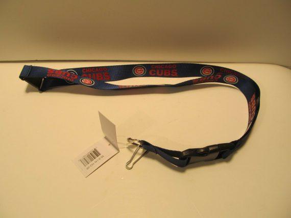 chicago-cubs-mlb-blue-key-chain-lanyard-detachable-buckle-w-l