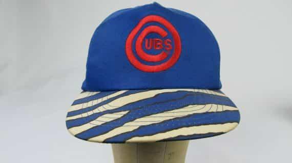 chicago-cubs-snapback-planters-bullpen-chew-vintage-hat-cap-nice-rare