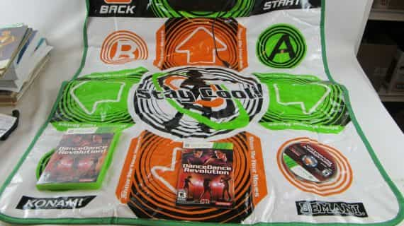 dance-dance-revolution-konami-dance-pad-microsoft-xbox-mat-and-game