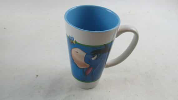 disney-store-eeyore-large-ceramic-coffee-mug-cup-white-blue-green-bee