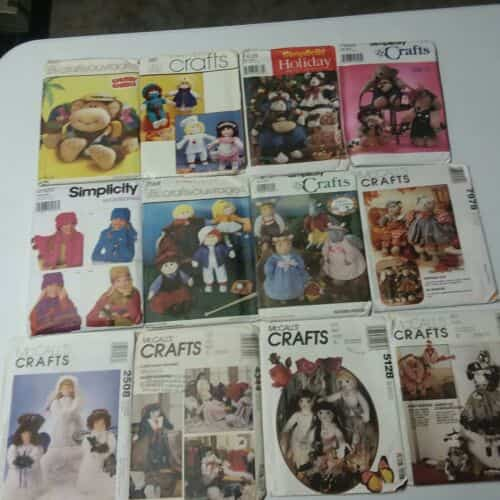 lot-of-vintage-mccalls-simplicity-crafts-sewing-patterns