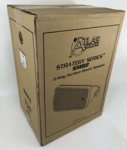 new-atlas-sound-strategy-series-way-surface-mount-speaker-sm-b-black-sealed