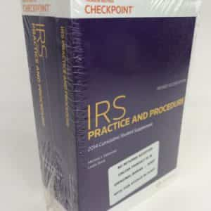 NEW IRS Practice Procedure Revised 2nd Edition Student Cumulative Supplement2014