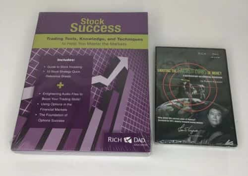 new-rich-dad-education-trading-stock-success-and-shooting-the-sacred-cows-dvd