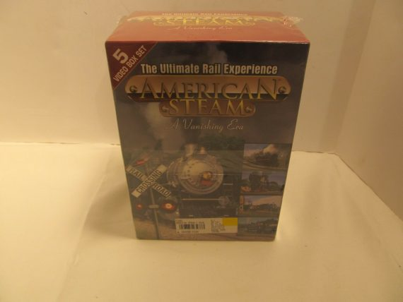 new-sealed-vhs-railroad-video-tape-american-steam-tape-box-set