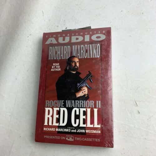 rogue-warrior-audio-cassette-richard-marcinko-best-selling-new