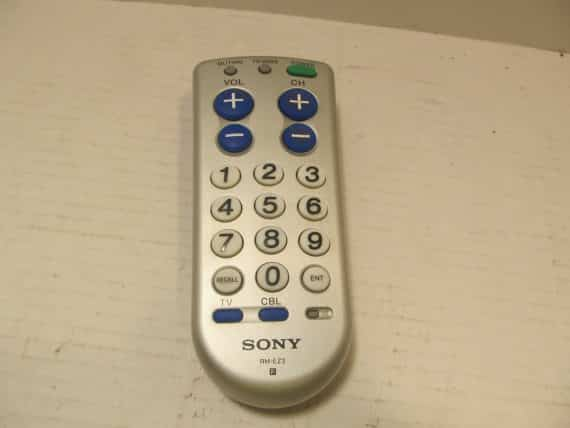 sony-rm-ez-big-button-device-tv-cable-remote-control