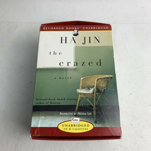 the-crazed-by-jin-ha-cassette-audiobook