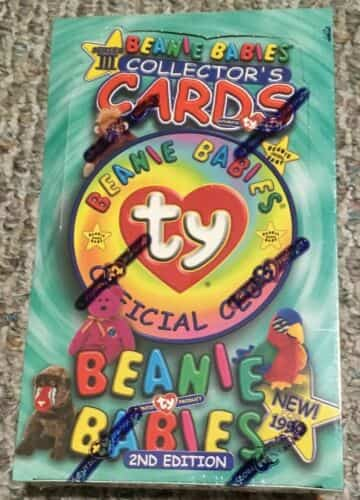 ty-beanie-babies-collectors-cards-series-nd-edition-sealed-box