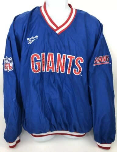 vintage-new-york-giant-reebok-pro-line-pullover-windbreaker-jacket-size-large