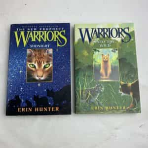warriors-the-power-of-three-erin-hunter-series-books-midnight-into-the-wild