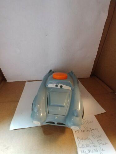 2010 Fisher Price Mattel CARS 2 Finn McMissile Shake n Go Race Car