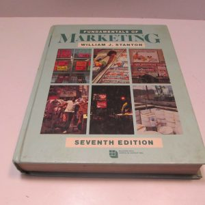 fundamentals-of-marketing-seventh-edition-hard-cover-textbook