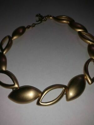 monet-gold-tone-choker