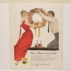 pepsi-cola-christmas-print-ad-vintage-advertisement