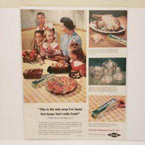 saran-wrap-print-ad-vintage-advertisement