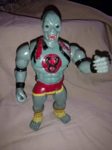 1985 ThunderCats Action Figure Mumm-Ra (Figure Only)
