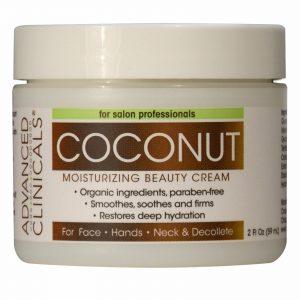 advanced-clinicals-coconut-moisturizing-beauty-cream-oz-organic-ingredients