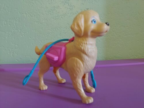 Barbie Walk and Potty Pup Playset