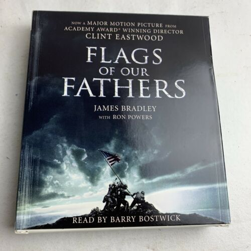 cd-audio-book-flags-of-our-fathers-bradley-wwii-abridged