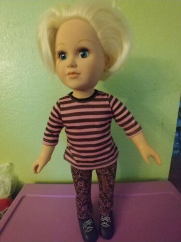 cititoy-doll-short-blonde-hair-with-blue-streak-sleepy-blue-eyes-lashes