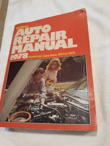 ford-gm-chrysler-amc-chiltons-american-cars-auto-repair-manual-to