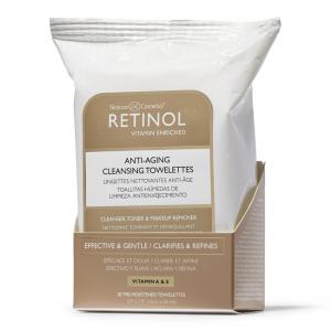 ldel-skincare-cosmetics-retinol-anti-aging-cleansing-towelettes-pack
