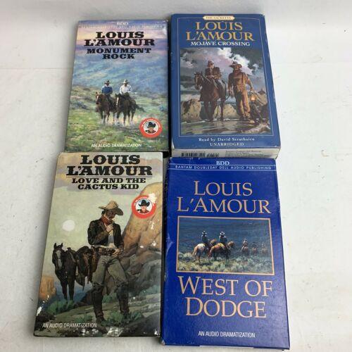 louis-lamour-audio-cassette-lot-of-audiobooks