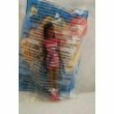 McDonalds Happy Meal 1998 Barbie Bead Blast Christie