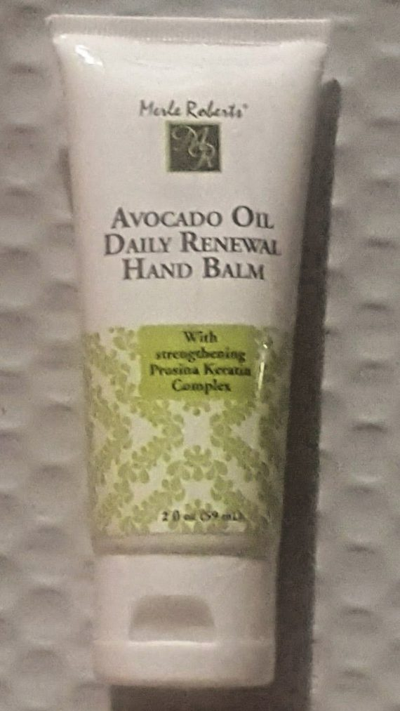 merle-roberts-avocado-oil-daily-renewal-hand-balm-oz-sealed-new