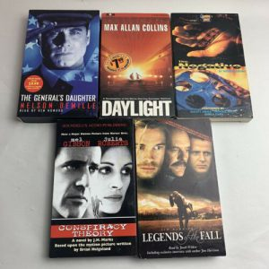 movie-audiobook-on-cassette-tape-lot-of-negative-daylight-generals-daughter