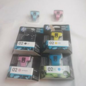 new-hp-xl-black-yellow-magenta-cyan-ink-cartridge-genuine-total