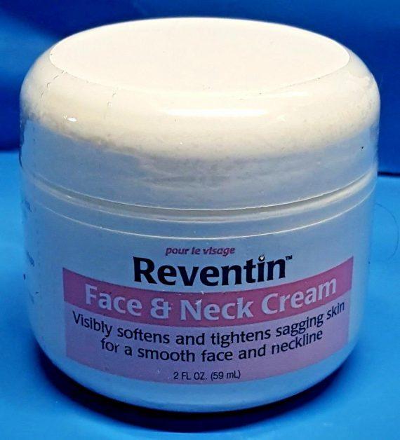 Reventin Face & Neck Cream 2 fl oz Face Neck Sagging Skin