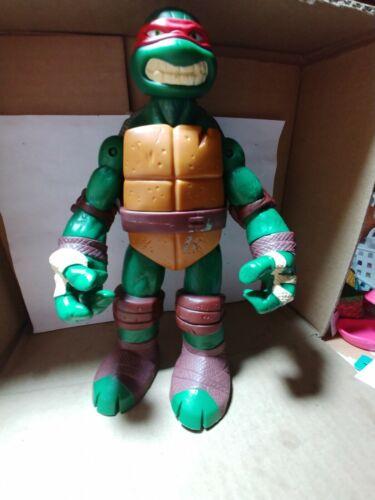 """Teenage Mutant Ninja Turtles TMNT MICHAELANGELO 2012 Viacom Playmates 10"""""""