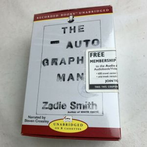 the-autograph-man-by-smith-zadie-audio-book-cassette-new-sealed