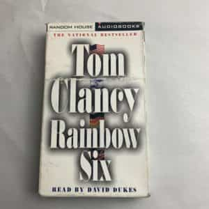 tom-clancy-book-on-cassette-rainbow-six-cassette