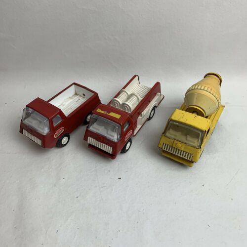 vintage-lot-of-tonka-fire-truck-cement-truck-pickup-mound-minn-s-s